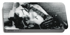 Johnny Cash Rebel Portable Battery Charger