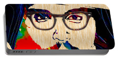 Johnny Depp Collection Portable Battery Charger