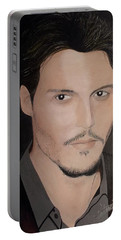 Johnny Depp - The Actor Portable Battery Charger