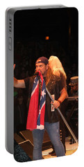 Johnny Van Zant Of Lynyrd Skynyrd Portable Battery Charger