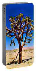 Joshua Tree Dark Portable Battery Charger