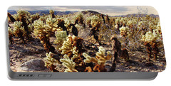 Joshua Tree National Park 3 Portable Battery Charger by Glenn McCarthy Art and Photography