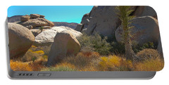 Joshua Tree National Park Portable Battery Charger