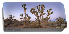Joshua Trees Nevada Portable Battery Charger