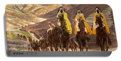 Journey Of The Magi Portable Battery Charger by Tissot