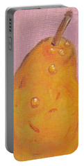 Juicy Pear Portable Battery Charger
