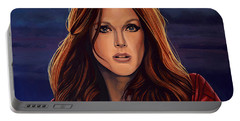 Julianne Moore Portable Battery Charger