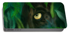 Jungle Eyes - Panther Portable Battery Charger