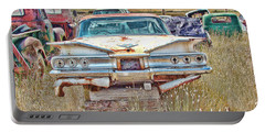 Junkyard Series 1960's Chevrolet Impala Portable Battery Charger