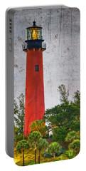 Jupiter Lighthouse Portable Battery Charger