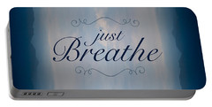 Just Breathe Portable Battery Charger