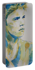 Justin Bieber Portable Battery Charger