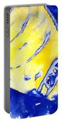 Juvenile Queen Angelfish Portable Battery Charger