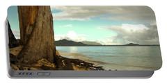 Kailua Beach Portable Battery Charger