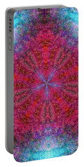 Portable Battery Charger featuring the photograph Kaleidoscope 2 by Robyn King