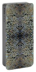Kaleidoscope - Shingles 1 Portable Battery Charger