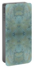 Kaleidoscope - Wall 1 Portable Battery Charger by Andy Shomock