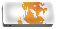 Kanye West Pop Art Portable Battery Charger