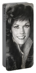 Karen Carpenter Portable Battery Charger