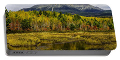 Katahdin Baxter State Park Maine Portable Battery Charger