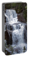 Katahdin Stream Falls Baxter State Park Maine Portable Battery Charger