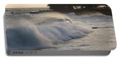 Kauai - Brenecke Beach Surf Portable Battery Charger