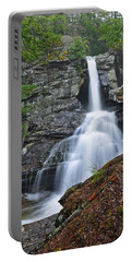 Kent Falls State Park Ct Waterfall Portable Battery Charger