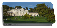 Kenwood House Hamstead Heathouse Portable Battery Charger by Carol Ailles