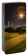 Kerry Park Seattle Portable Battery Charger