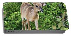 Key Deer Cuteness Portable Battery Charger