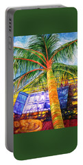 Key West Cat On A Hot Tin Roof Portable Battery Charger