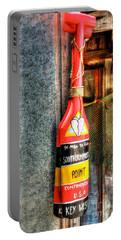 Key West Oar Bust Portable Battery Charger