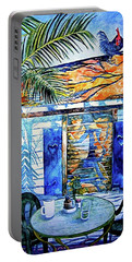Key West Still Life Portable Battery Charger