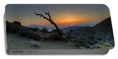 Keys View Sunset Portable Battery Charger