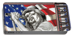 Kid Rock American Badass Portable Battery Charger