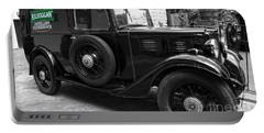 Kilbeggan Distillery's Old Car Portable Battery Charger