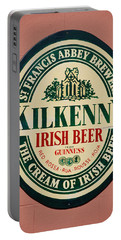 Kilkenny Irish Beer Portable Battery Charger