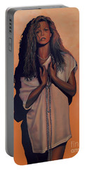 Kim Basinger Portable Battery Charger
