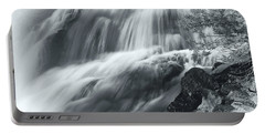 Portable Battery Charger featuring the photograph King Creek Falls by Jonathan Nguyen