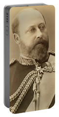 King Edward Vii  Portable Battery Charger