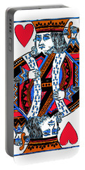 King Of Hearts 20140301 Portable Battery Charger