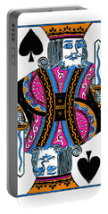 King Of Spades - V3 Portable Battery Charger