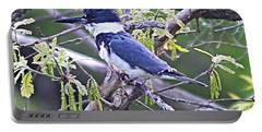 Portable Battery Charger featuring the photograph King Of The Tree by Elizabeth Winter