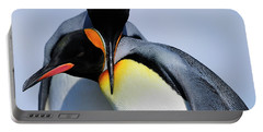 King Penguins Bonding Portable Battery Charger