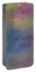 Kiss Of Mist Haiga Portable Battery Charger
