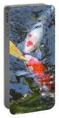 Kissin' Koi Portable Battery Charger