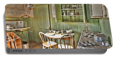Kitchen In Bodie By Diana Sainz Portable Battery Charger