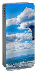 Kitesurfer Portable Battery Charger
