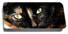 Kitty Face Portable Battery Charger