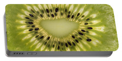 Kiwi Detail Portable Battery Charger by Steve Gadomski